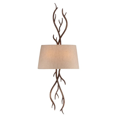 Savoy House Savoy House Moonlit Bark Sconce 9-4803-2-132