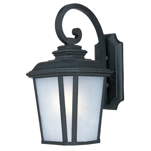 Maxim Lighting Maxim Lighting Radcliffe LED Black Oxide LED Outdoor Wall Light 55644WFBO