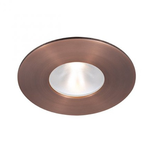 WAC Lighting WAC Lighting Round Copper Bronze 2-Inch LED Recessed Trim 3500K 1080LM 30 Degree HR2LD-ET109PN835CB