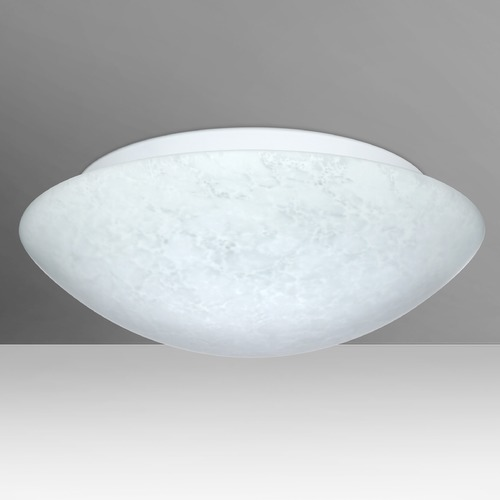 Besa Lighting Besa Lighting Nova LED Flushmount Light 977119C-LED