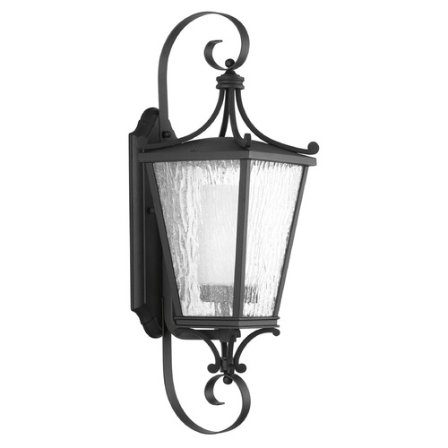 Progress Lighting Progress Lighting Cadence CFL Black Outdoor Wall Light P6627-31