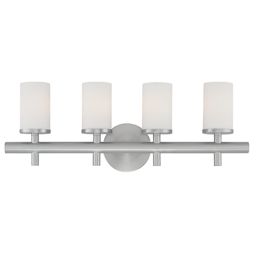 Dolan Designs Lighting Four-Light Bathroom Light 434-09