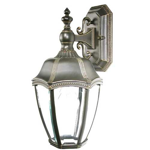 Dolan Designs Lighting 15-1/2-Inch Outdoor Wall Light 951-20