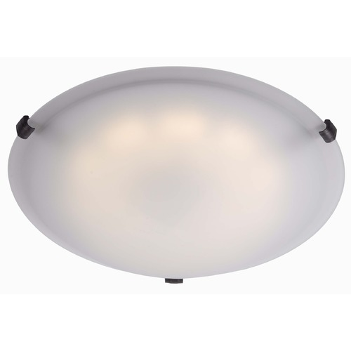 Kenroy Home Lighting Kenroy Home Lighting Aero Oil Rubbed Bronze LED Flushmount Light 90675ORB