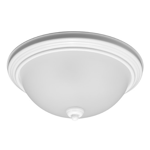 Sea Gull Lighting Sea Gull Lighting Ceiling Flush Mount White LED Flushmount Light 7716491S-15