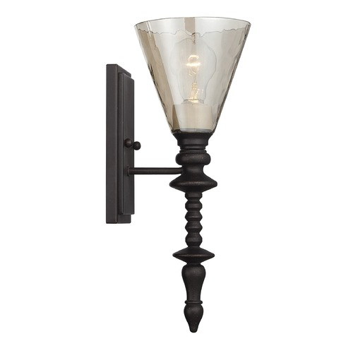 Savoy House Savoy House Oiled Bronze Sconce 9-4903-1-02