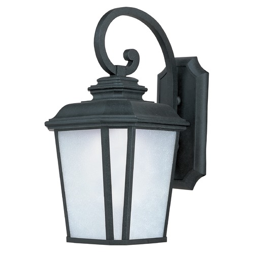 Maxim Lighting Maxim Lighting Radcliffe LED Black Oxide LED Outdoor Wall Light 55646WFBO
