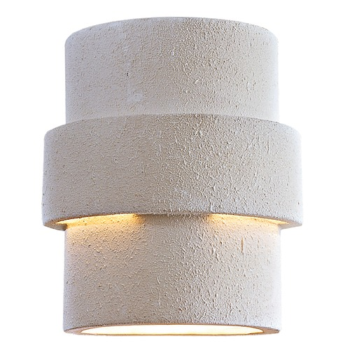 Minka Lavery Minka Lavery White Ceramic Outdoor Wall Light 9836