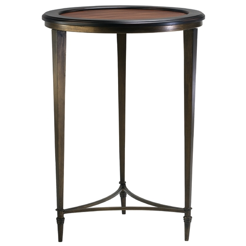 Cyan Design Cyan Design Palomar Ebony & Mahogany Coffee & End Table 02730