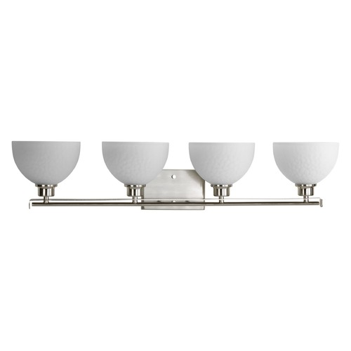 Progress Lighting Progress Lighting Legend Brushed Nickel Bathroom Light P2090-09