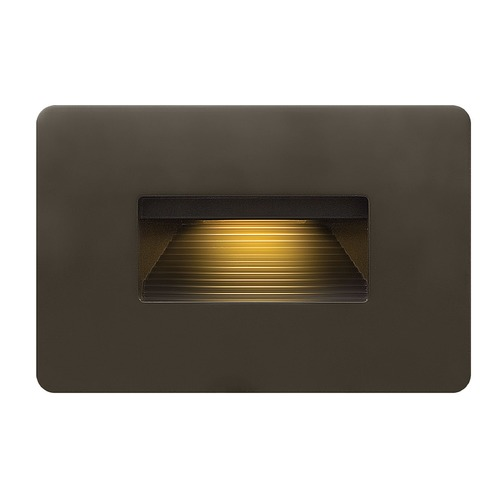 Hinkley Lighting Hinkley Lighting Luna Bronze LED Recessed Step Light 15508BZ