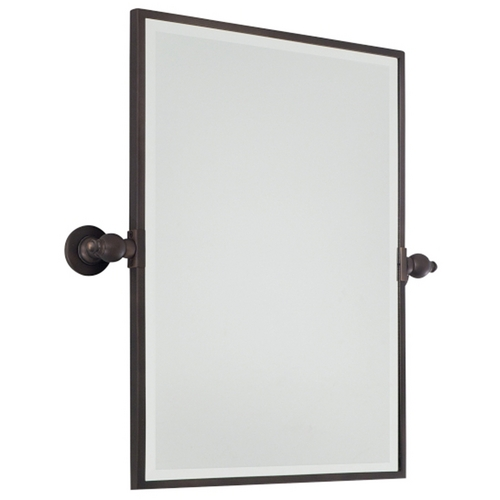 Minka Lavery Rectangle 18-Inch Mirror 1440-267