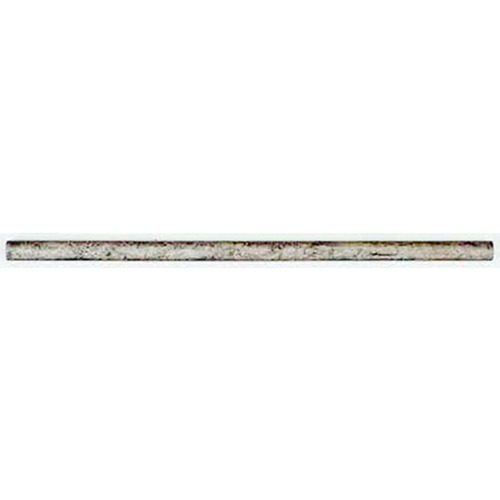 Quoizel Lighting Indoor Stem Segment in Mottled Silver Finish 9012EXMM