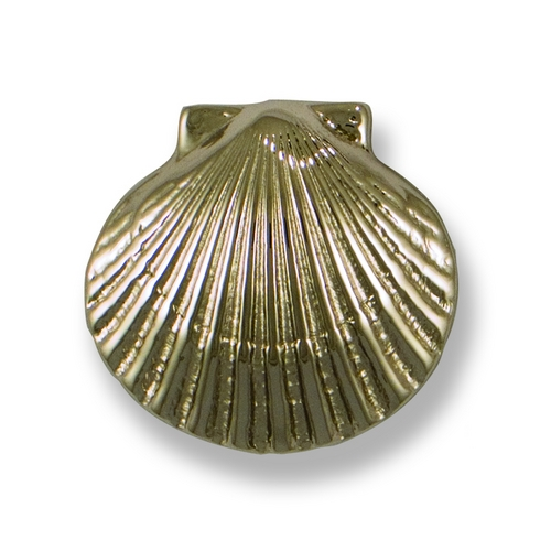 Michael Healy Scallop Sea Shell Doorbell Button MHR62
