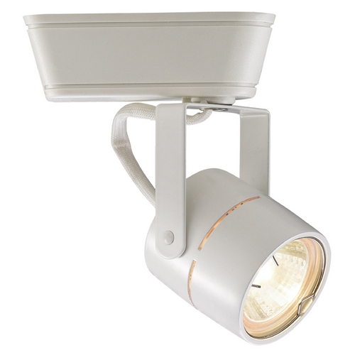 WAC Lighting WAC Lighting White Low Voltage Track Light For J-Track JHT-809L-WT