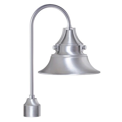 Craftmade Lighting Craftmade Lighting Union Satin Aluminum Post Light Z4415-33