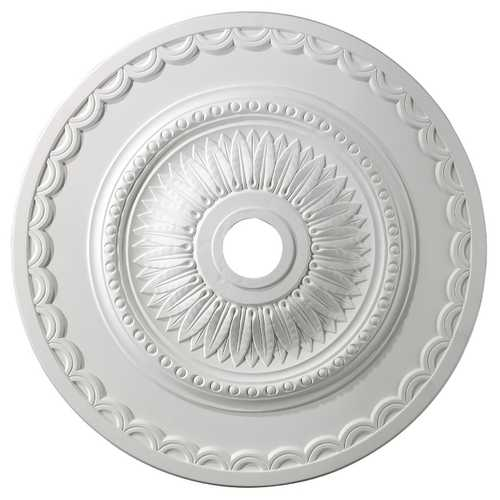 Elk Lighting Medallion in White Finish M1008WH