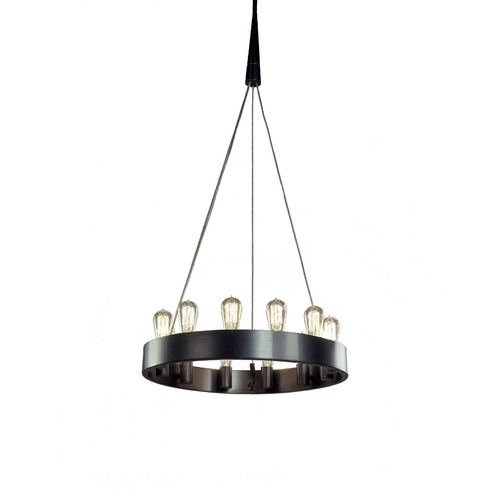 Robert Abbey Lighting 12-Light Vintage-Style Chandelier Z2090