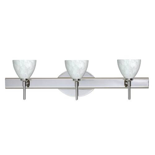 Besa Lighting Besa Lighting Divi Chrome Bathroom Light 3SW-185819-CR