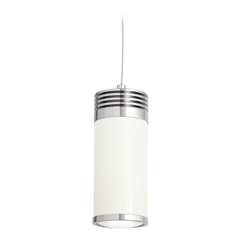 Elan Lighting Elan Lighting Ava Brushed Nickel LED Mini-Pendant Light 83516