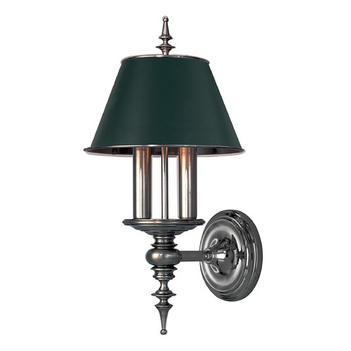 Hudson Valley Lighting Sconce Wall Light in Antique Nickel Finish 9501-AN