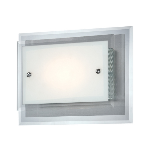 Lite Source Lighting Lite Source Lighting Fia White Sconce LS-16317