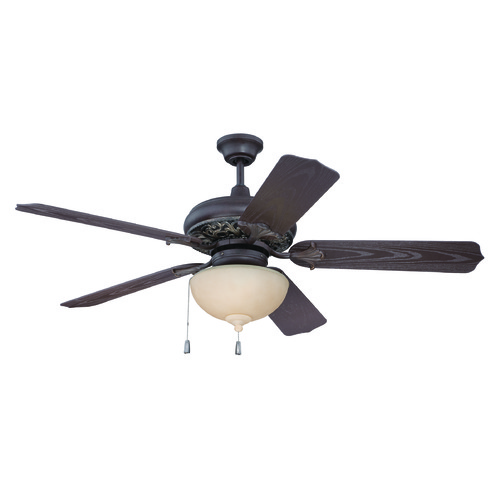Craftmade Lighting Craftmade Lighting Outdoor Mia Aged Bronze/vintage Madera Ceiling Fan with Light K10335