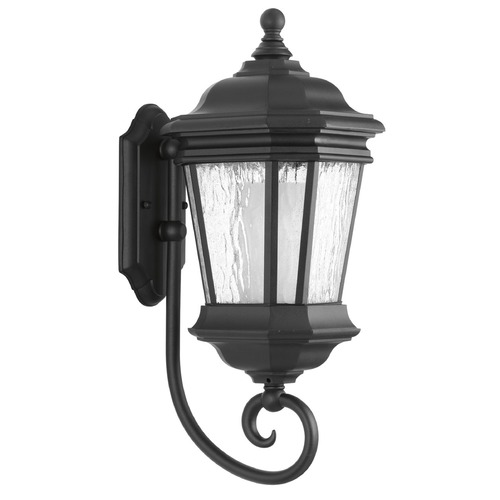Progress Lighting Progress Lighting Crawford CFL Black Outdoor Wall Light P6631-31
