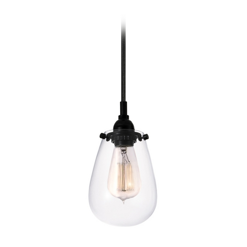 Sonneman Lighting Vintage Mini-Pendant Light with Clear Glass 4291.25