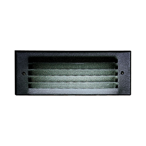 Progress Lighting Progress Recessed Step Light in Black Finish P6805-31