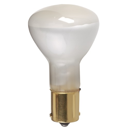 Satco Lighting 20W Incandescent R12 Bayonet Base Bulb S1383
