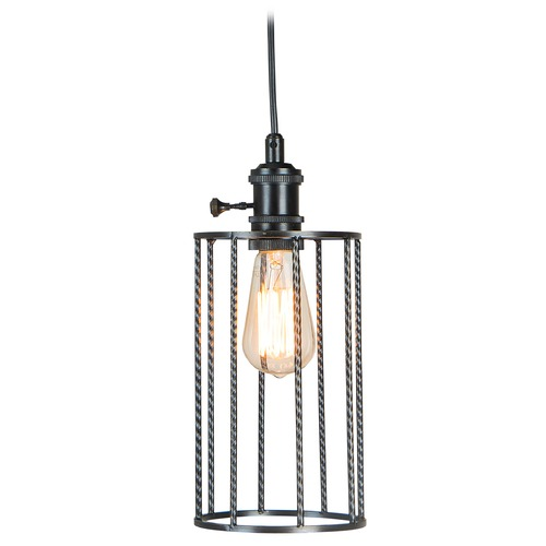Jeremiah Lighting Jeremiah Lighting Aged Bronze Mini-Pendant Light KPMK130-ABZ