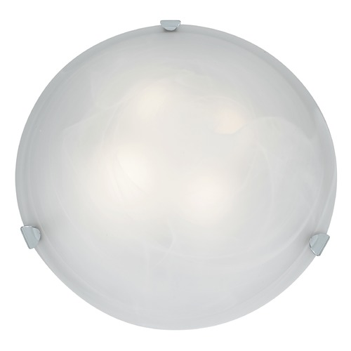 Access Lighting Access Lighting Mona Chrome LED Flushmount Light 23021LEDD-CH/ALB