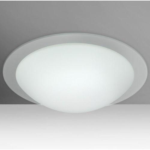 Besa Lighting Besa Lighting Ring LED Flushmount Light 977200C-LED