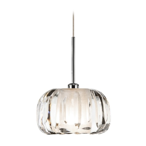 Elan Lighting Elan Lighting Zucca Chrome Mini-Pendant Light 83270