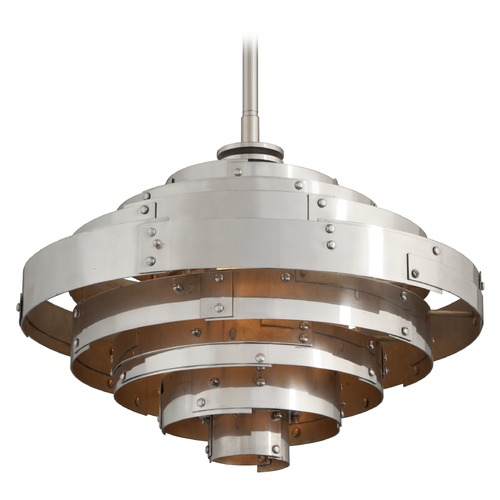 Troy Lighting Mitchel Field Small Pendant Light  F4723