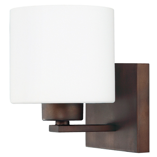 Capital Lighting Capital Lighting Burnished Bronze Sconce 8491BB-103
