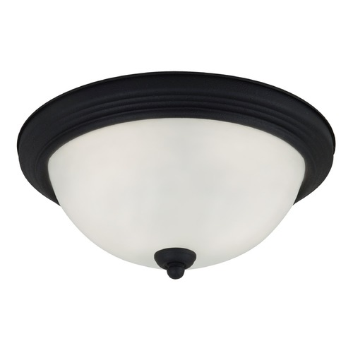 Sea Gull Lighting Sea Gull Lighting Ceiling Flush Mount Blacksmith LED Flushmount Light 7716491S-839