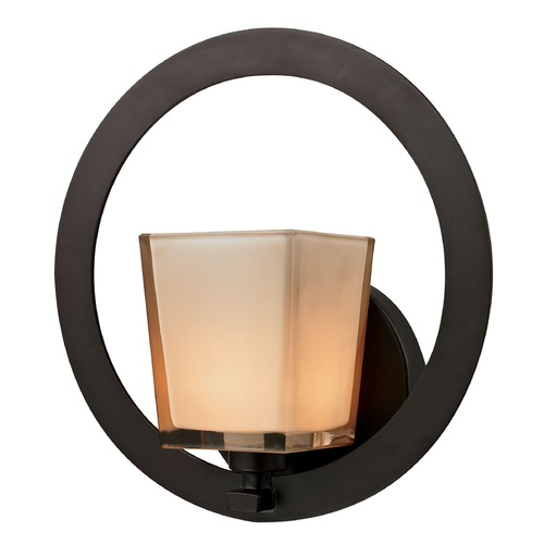 Elk Lighting Elk Lighting Serenity Oil Rubbed Bronze Sconce 11475/1