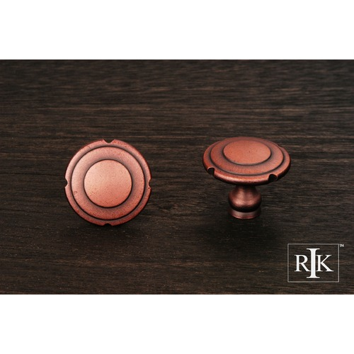 RK International Small Truncated Edge Knob CK9301DC