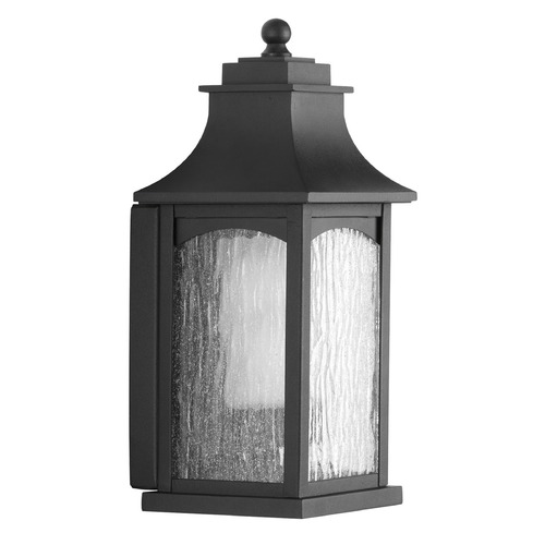 Progress Lighting Progress Lighting Maison CFL Black Outdoor Wall Light P6634-31