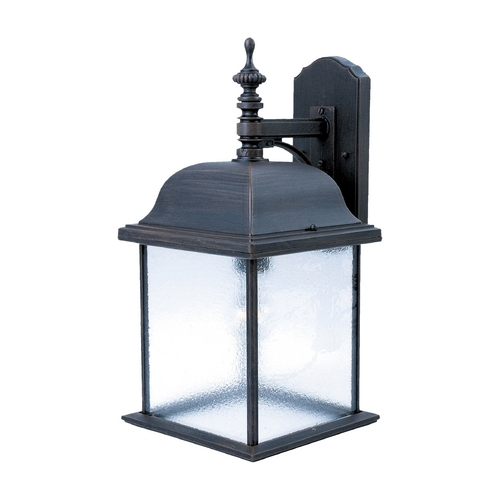 Maxim Lighting Maxim Lighting Senator Rust Patina Outdoor Wall Light 1057RP