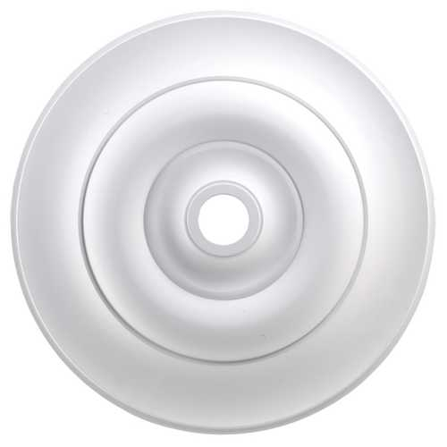 Elk Lighting Medallion in White Finish M1010