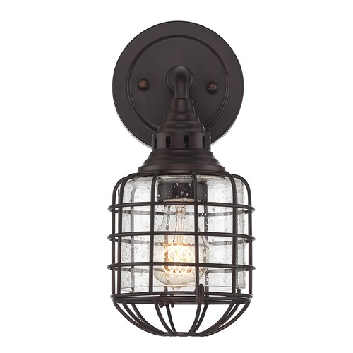 Savoy House Savoy House Lighting Connell English Bronze Sconce 9-575-1-13