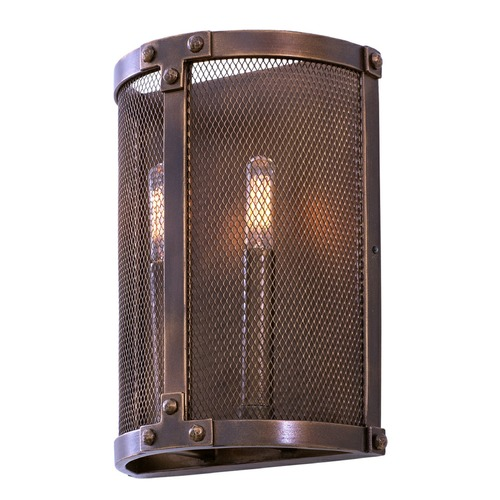 Kalco Lighting Kalco Chelsea Copper Patina Sconce 502120CP