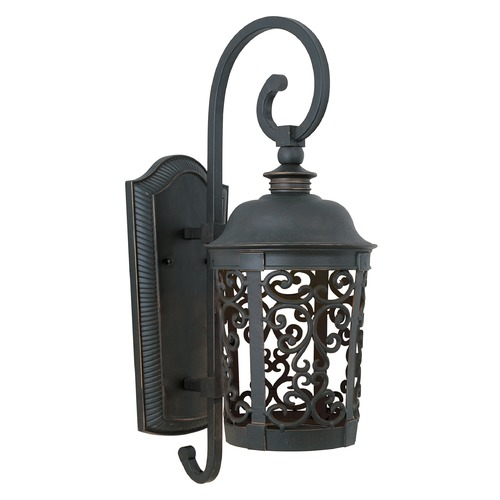 Maxim Lighting Maxim Lighting Whisper Dark Sky LED Bronze LED Outdoor Wall Light 55394BZ