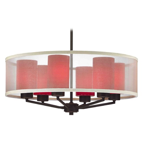 Design Classics Lighting Palatine Fuse Bolvian Pendant Light 1725-78 GL1008C