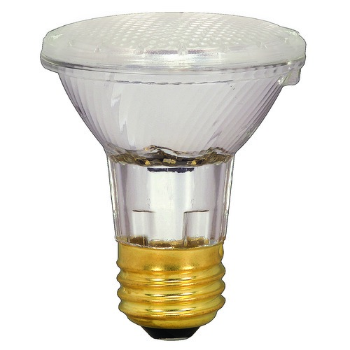 Satco Lighting Halogen PAR20 Light Bulb Medium Base 2900K Dimmable S2232