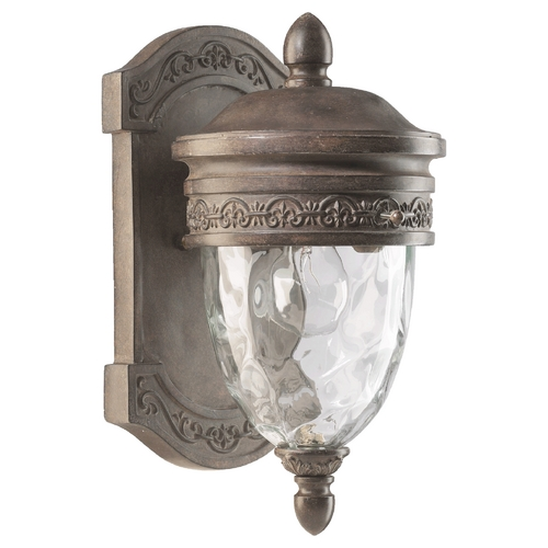 Quorum Lighting Quorum Lighting Georgia Etruscan Sienna Outdoor Wall Light 7400-1-43