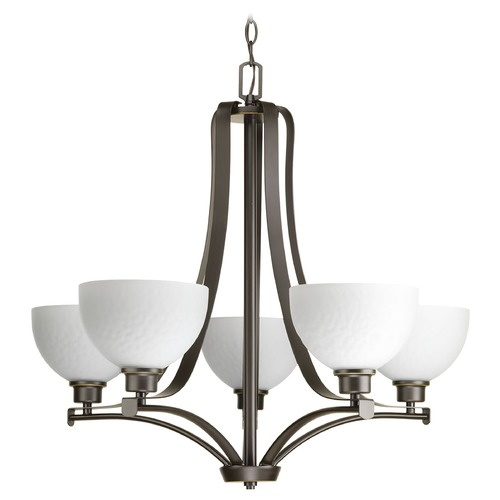 Progress Lighting Progress Lighting Legend Antique Bronze Chandelier P4271-20